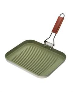 Сковорода гриль Millman 35х25х3 2 см Kitchen star