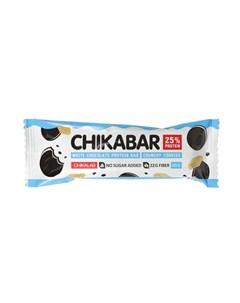 Батончик протеиновый Хрустящее печенье 60 г Chikalab