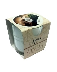 Свеча ароматическая Кокос Lumi