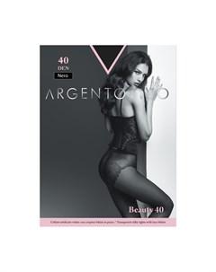 Колготки Beauty 40 Nero XL Argentovivo