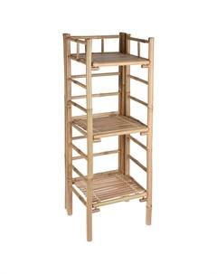 Стеллаж из бамбука 33x33x97 см Koopman furniture