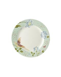 Тарелка десертная Mint Uni 18 см Laura ashley