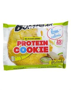 Печенье протеиновое Фисташка 40 г Bombbar