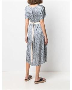 Платье миди с поясом Nenah®