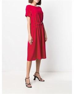 Платье миди с завязками Nenah®