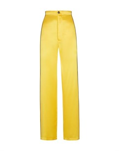 Пижама с контрастным кантом Fendi