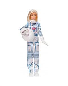Кукла Барби Космонавт Астронавт в скафандре Barbie