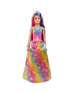 Кукла Дримтопия Принцесса с длинными волосами Barbie