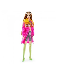 Кукла в розовом плаще BMR1959 Barbie