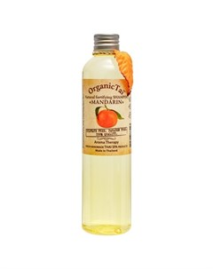 Шампунь для волос Мандарин 260 мл Organic tai