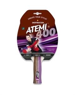 Ракетка для настольного тенниса 400 AN Atemi