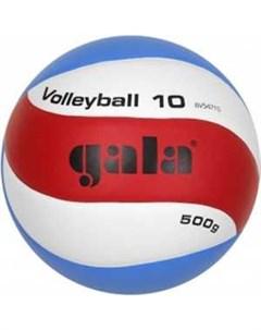 Мяч волейбольный Training Heavy 10 арт BV5471S р 5 бело сине красный Gala