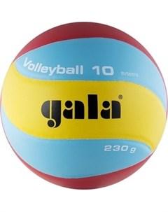Мяч волейбольный 230 Light 10 р 5 Gala