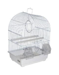 Клетка A100 из окрашенной проволоки в подарочной упаковке для птиц Kredo