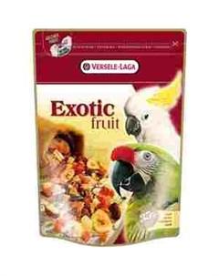 Лакомство Exotic Fruit с фруктами для крупных попугаев 600г Versele-laga