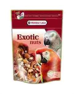 Лакомство Exotic Nuts с орехами для крупных попугаев 750г Versele-laga