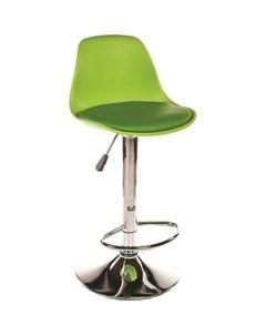 Барный стул Soft зеленый Woodville
