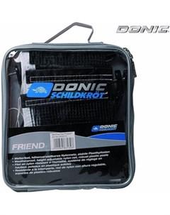 Сетка для настольного тенниса FRIEND в комплекте Donic
