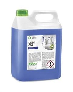 Средство дезинфицирующее Deso C10 5 л Grass