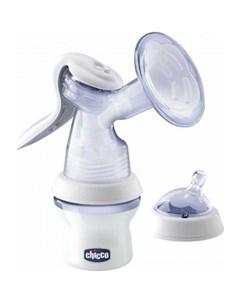 Молокоотсос ручной с бутылочкой Natural Feeling 340624005 81156 Chicco