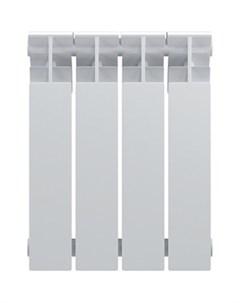 Радиатор биметаллический BM 500 80 4 секции 4670004373033 Oasis