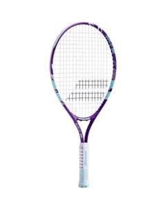 Ракетка для большого тенниса B FLY 23 Gr000 140244 детская 7 9 лет фиолет бирюзовый Babolat