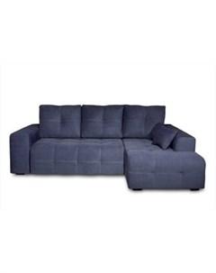 Угловой диван Неаполь правый Verona 37 denim blue арт 80365656 Dиван
