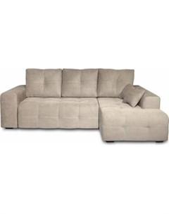 Угловой диван Неаполь правый Verona 24 sand 60300308 Dиван