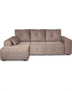 Угловой диван Неаполь левый Verona 724 latte арт 80358438 Dиван