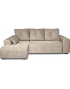 Угловой диван Неаполь левый Verona 24 sand арт 60300208 Dиван