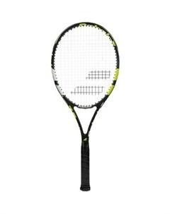 Ракетка для большого тенниса Evoke 102 Gr2 121203 271 черно желто белый Babolat