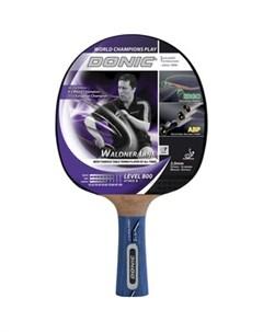 Ракетка для настольного тенниса Waldner 800 Donic