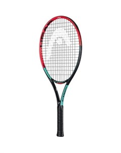 Ракетка для большого тенниса IG Gravity 25 Gr07 арт 234719 для дет 8 10лет композит со струнами роз  Head