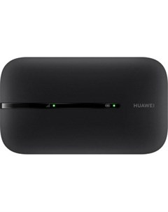 4G Wi Fi роутер E5576 320 черный Huawei