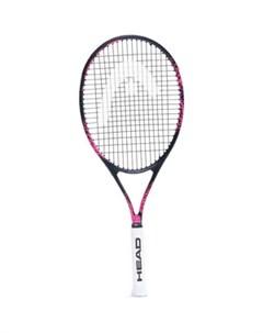 Ракетка для большого тенниса MX Spark Elite Gr3 арт 233340 для любителей композит со струнами черно  Head
