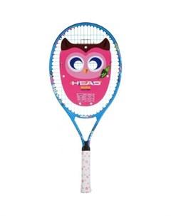 Ракетка для большого тенниса Maria 25 Gr07 арт 233400 для дет 8 10лет алюминий со струнами син бело  Head