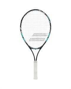 Ракетка для большого тенниса B FLY 25 Gr00 140245 детская 9 10 лет фиолетово бирюзовый Babolat