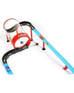 Детский пусковой трек Track Racing SpinWay 360 Tengleader