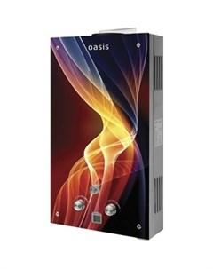 Газовая колонка Glass 20 RG N Oasis