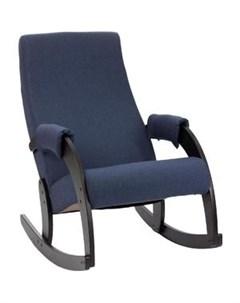 Кресло качалка МИ Модель 67М Verona Denim Blue Мебель импэкс