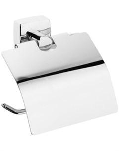 Держатель для туалетной бумаги Keiz с крышкой Fora