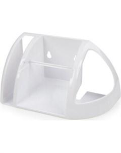 Держатель для туалетной бумаги снежно белый АС 15201000 Беросси