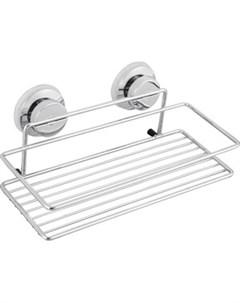 Полка ATLANT для ванной на присосках Fora