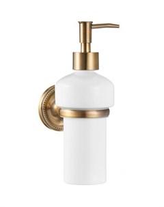 Дозатор для жидкого мыла REAL керамический Fora