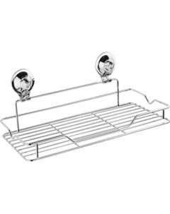 Полка TRIUMF для ванной Большая на присосках Fora
