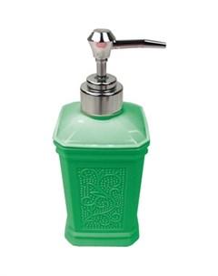 Дозатор London для жидкого мыла настольный тиффани Fora