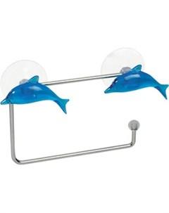 Держатель для туалетной бумаги DOLPHIN BLUE 11663 Tatkraft