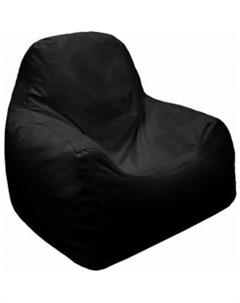 Кресло мешок Бмэ17 черный Пазитифчик