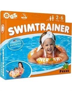 Надувной круг Classic 10220 от 2 до 6 лет Swimtrainer