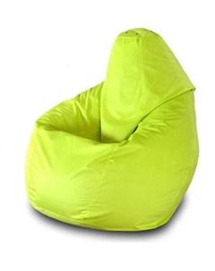 Кресло мешок Груша Желтый 05 Пазитифчик